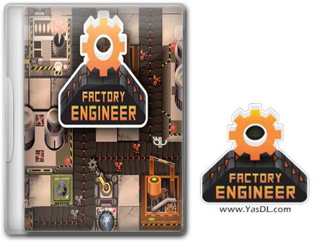 دانلود بازی کم حجم Factory Engineer برای کامپیوتر