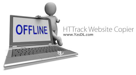 دانلود HTTrack Website Copier 3.49-2 + Portable - مشاهده ی آفلاین صفحات وب
