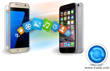 دانلود Jihosoft Phone Transfer 3.3.2 - انتقال اطلاعات گوشی های موبایل