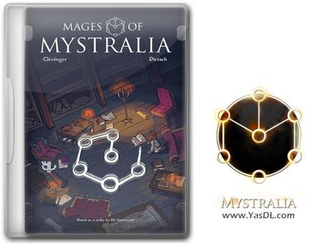 دانلود بازی Mages of Mystralia برای PC