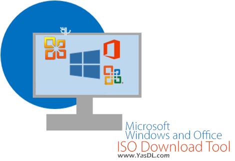 دانلود Microsoft Windows and Office ISO Download Tool 4.37 - دریافت فایل های نصبی آفیس و ویندوز از سرورهای مایکروسافت