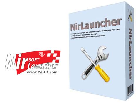 دانلود NirLauncher Package 1.20.3 - مجموعه ابزار مفید و کاربردی برای ویندوز