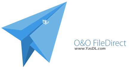 دانلود O&O FileDirect 1.0.275 + Portable - به اشتراک گذاری فایل ها بین دو سیستم کامپیوتری