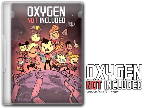 دانلود بازی Oxygen Not Included برای PC