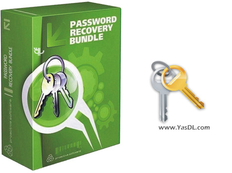 Password Recovery Bundle Enterprise 2019 5.2 Password Recovery