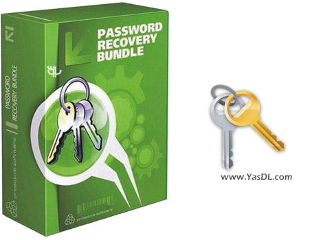 دانلود Password Recovery Bundle 2017 Enterprise Edition 4.5 - نرم افزار بازیابی رمزها
