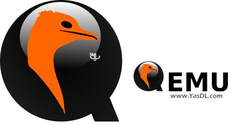 دانلود QEMU 2.9.0 x86/x64 - شبیه سازی حرفه ای انواع سیستم عامل ها