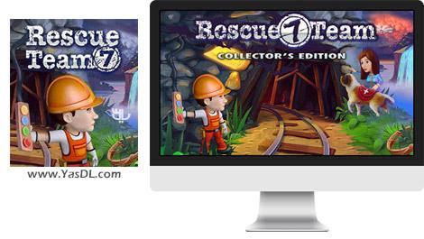 دانلود بازی Rescue Team 7 Collectors Edition برای PC