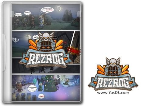 دانلود بازی Rezrog برای PC