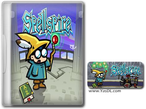 دانلود بازی کم حجم Spellspire برای کامپیوتر
