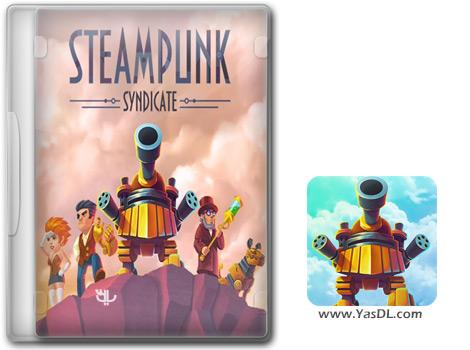 دانلود بازی کم حجم Steampunk Syndicate برای کامپیوتر