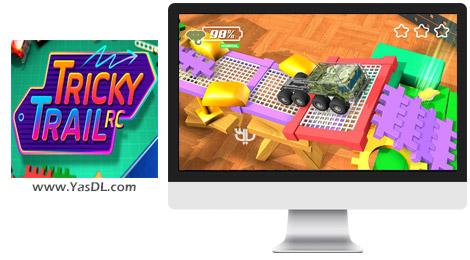 دانلود بازی کم حجم Tricky Trail RC برای کامپیوتر