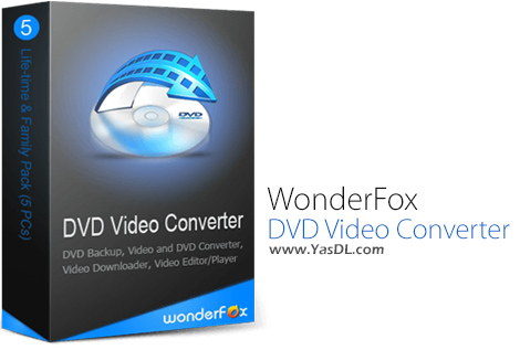 WonderFox DVD Video Converter 15.1.0 – Converter DVD Movie