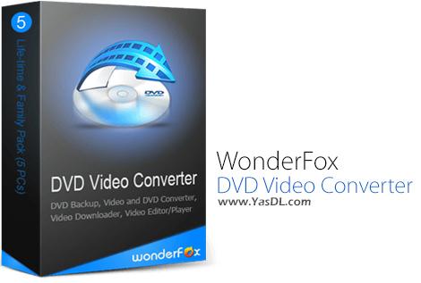 دانلود WonderFox DVD Video Converter 12.5 - مبدل فیلم های DVD