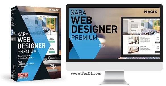 دانلود Xara Web Designer Premium X365 نرم افزار طراحی صفحات وب