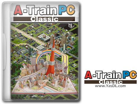 دانلود بازی A-Train PC Classic برای PC