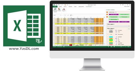 دانلود AbleBits Ultimate Suite for Microsoft Excel 2016.4.510.1344 - ابزارهای کاربردی اکسل
