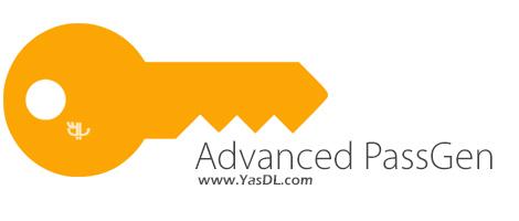 دانلود Advanced PassGen 1.3.0.0 - نرم افزار تولید رمزهای پیچیده
