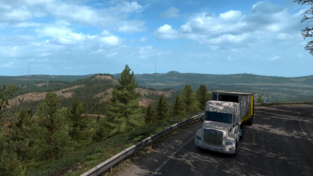 American Truck Simulator Idaho 1.38.1.1 - CODEX For PC