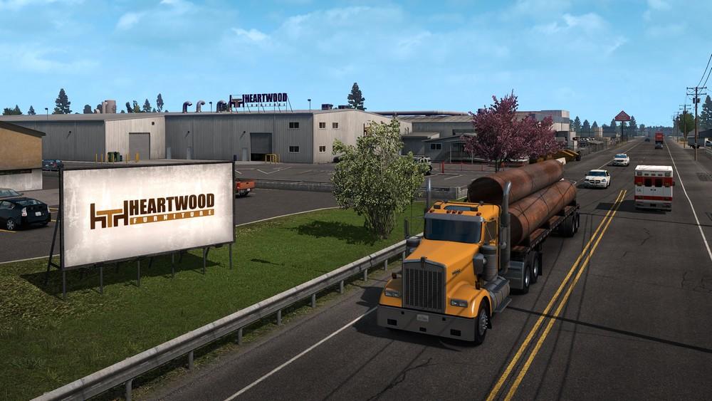 American Truck Simulator Oregon For PC Update