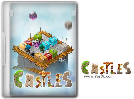 دانلود بازی کم حجم Castles برای کامپیوتر