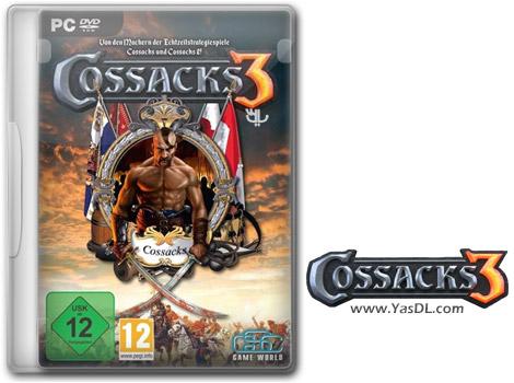 دانلود بازی Cossacks 3 Summer Fair برای PC
