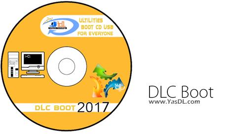 دانلود DLC Boot 2019 3.6 Build 190411 Final – مجموعه ابزار تعمیر و نگهداری سیستم