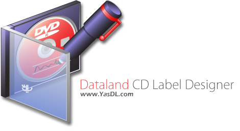 دانلود Dataland CD Label Designer 7.0.1 Build 741 - طراحی لیبل و کاور دیسک