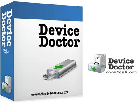 دانلود Device Doctor 4.0.48 + Portable - مدیریت و به روز رسانی درایورها