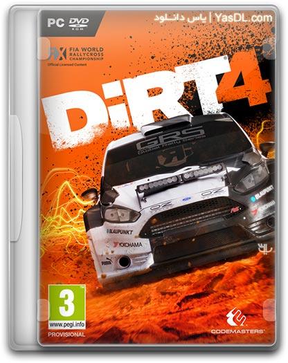 بازی DiRT 4 برای PC