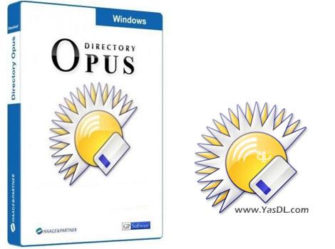 دانلود Directory Opus Pro 12.6 Build 6369 - نرم افزار مدیریت فایل برای ویندوز
