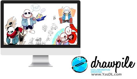 دانلود Drawpile 2.0.5 - نرم افزار ترسیم نقاشی به صورت گروهی