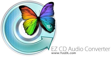 دانلود EZ CD Audio Converter Ultimate 6.0.8.1 + Portable - تبدیل و رایت دیسک های صوتی