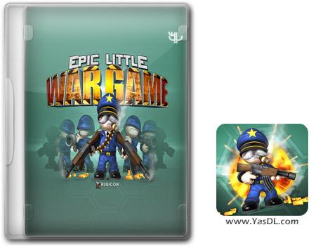 دانلود بازی کم حجم Epic Little War Game برای کامپیوتر