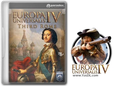 دانلود بازی Europa Universalis IV Third Rome برای PC