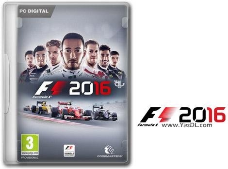 دانلود بازی F1 2016 برای PC