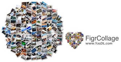 دانلود FigrCollage 2.5.0.1 + Portable - نرم افزار ساخت تصاویر کلاژ