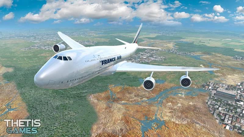 Flight Simulator FlyWings 2018 1 2 8 - Flight Simulator For