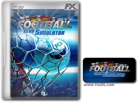 دانلود بازی Football Club Simulator 17 برای PC
