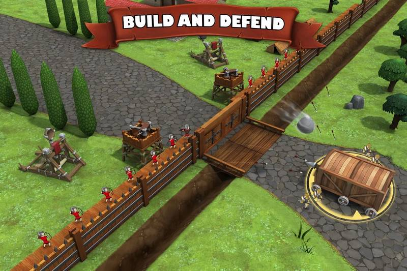 Grow Empire Rome 1.3.99 For Android + Infinity Edition