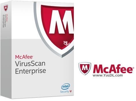 دانلود McAfee VirusScan Enterprise 8.8 Patch 9 - آنتی ویروس مک آفی