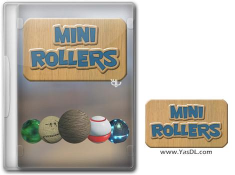 دانلود بازی Mini Rollers برای PC