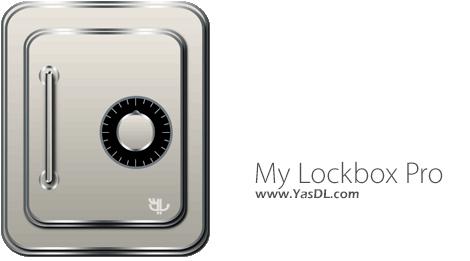 دانلود My Lockbox Pro 4.0.2.707 - محافظت و رمزگذاری بر روی فایل ها و فولدرها