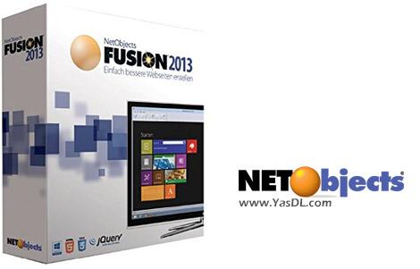 دانلود NetObjects Fusion 2013 13.0.5580 - نرم افزار طراحی صفحات وب