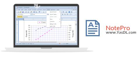 دانلود NotePro 4.5 - نرم افزار ساخت و ویرایش فایل های متنی