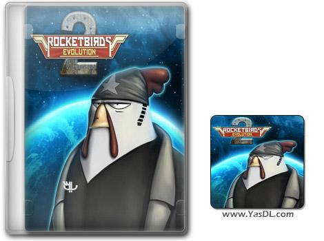 دانلود بازی Rocketbirds 2 Mind Control برای PC