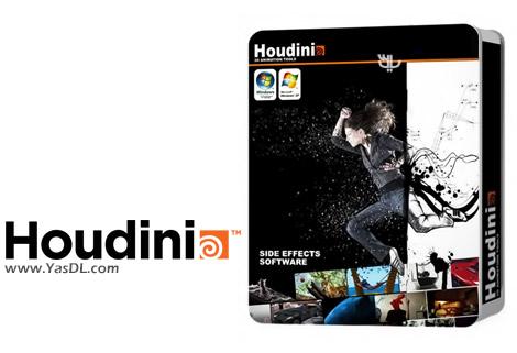 دانلود SideFX Houdini FX 16.0.640 x64 - نرم افزار طراحی 3 بعدی
