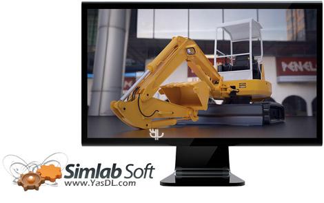 دانلود Simulation Lab Software SimLab Composer 8.0.7 - نرم افزار طراحی 3 بعدی