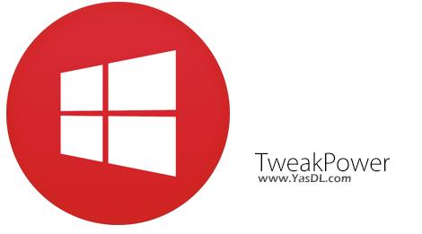 دانلود TweakPower 0.007b + Portable - نرم افزار بهینه سازی سیستم
