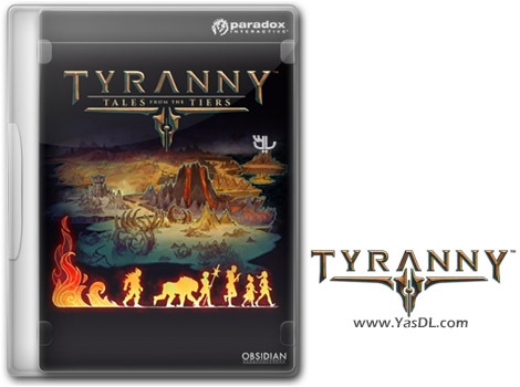 دانلود بازی Tyranny Tales from the Tiers برای PC